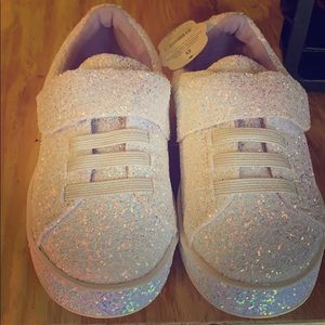 Glitter Toddler Shoes